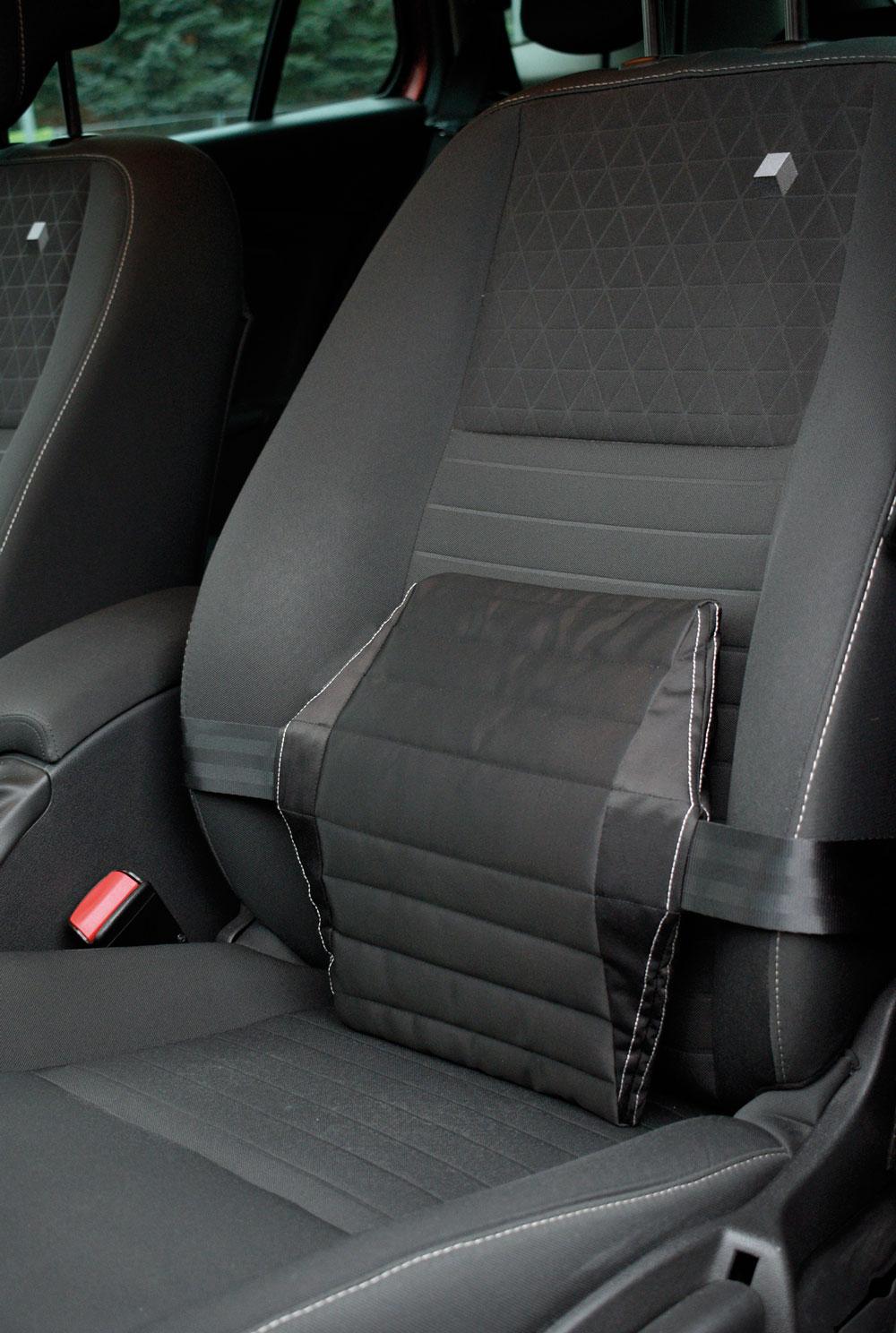CarRest back cushion - Renault Megane.